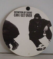 Definition of Sound, Can I get over -  CD - Circa – YRCDG 97