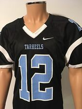 Nike Team Game Quality North Carolina Tarheels Football Jersey, #12, Nwt