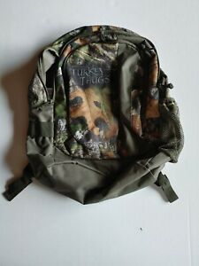 Mossy Oak Backpack Turkey Thugs Camoflauge Hunting/Hiking/Fishing