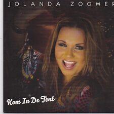 Jolanda Zoomer-Kom In De Tent cd single