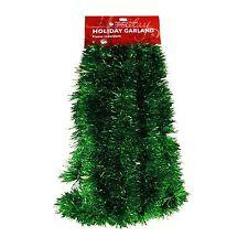 Weihnachts Girlanden in Grün