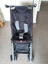 Gb Pockit Future Lightweight Stroller Black