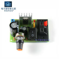 (Need Weld)LM317 adjustable stable power output with protection power DIY