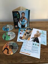 Debbie Siebers' Slim in 6, workout 3 Dvd set start ramp & burn it up guide