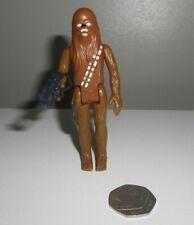 Vintage Star Wars Chewbacca Figure 100% Complete With Original Accessories VGC.