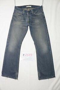 Levi's 512 bootcut D'Occassion (Cod.F2577) W32 L32 en Jeans à Pattes