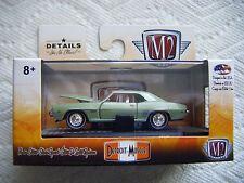 M2 DETROIT MUSCLE R37 1969 CHEVROLET CAMARO 250