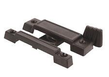 Slide-Co 17755 Cam Action Universal Window Sash Lock, Black/Diecast