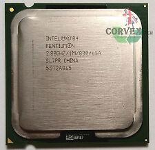 Intel Pentium 4 520j HT de 2,8 GHz / 775 / Fsb 800 Mhz / Prescott / L2 1mb / Sl7pr