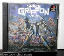 SPACE GRIFFON VF-G GIOCO USATO OTTIMO STATO SONY PSX EDIZIONE GIAPPONESE DM1