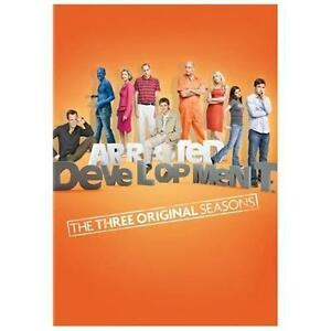 Arrested Development: The Three Original Seasons (DVD, 2013, 8-Disc Set)