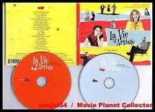 LA VIE D'ARTISTE Kiberlain(BOF/OST)(2 CD Digipack) 2007