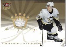 2005 05-06 ULTRA SCORING KINGS SIDNEY CROSBY RC JERSEY