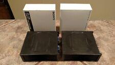 Set of 2 Sony Xa-10B Compact Disc Magazines