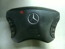 MERCEDES W220 S Class Steering Wheel Airbag With Controls 2204600398 A2204600398