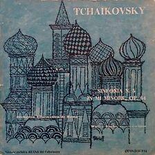 Pyotr Ilyich Tchaikovsky, Orchestra Filarmonica Di Roma, Walter Goehr Sinfoni...