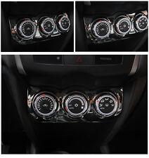 For Mitsubishi RVR/Outlander Sport Air Conditioner Switch Cover Trim 2010-2016 A
