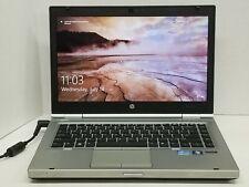 HP EliteBook 8470p Laptop i7-3520m 2.9GHz 8GB 180GB SSD WebCam Radeon HD+