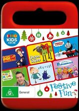 ABC Kids - Festive Fun (DVD, 2015)