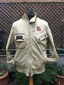 Barbour International DUST Steve McQueen jacket size men's medium