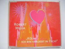 Robert Mila, Köln... Ich bin verliebt in dich, Maxi CD