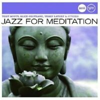 JAZZ FOR MEDITATION (JAZZ CLUB)  CD NEW!