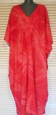 Long  Kaftan Dress Casual or dressy Grecian fall Boho Plus size 16-24 New Stock