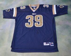 Reebok NFL Los Angeles Rams Steven Jackson #39 Jersey Size 2XL.