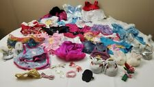 Huge Build A Bear Lot Of BAB Mix & Match Clothes & Accessories 50 Pieces