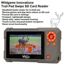Wildgame Innovations Trail Pad Swipe SD Card Reader For In-Field Use