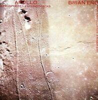 BRIAN ENO - APOLLO: ATMOSPHERES & SOUNDTRACKS USED - VERY GOOD CD