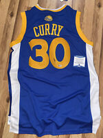 STEPHEN CURRY Signed Autograph Golden State Warriors Jersey Beckett BAS COA