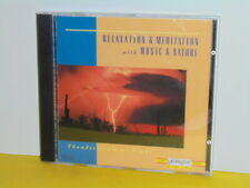CD - RELAXATION & MEDITATION WITH MUSIC & NATURE - THUNDERSTORM AT NIGHT