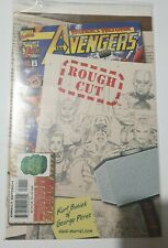 AVENGERS : ROUGH CUT Issue  1( George perez)