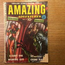 AMAZING ADVENTURES 1950 #2 IN PROTECTIVE PLASTIC COVER