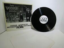 Caspar Brötzmann / Peter Brötzmann: Last Home 1990 Germany PATH 4 LP Grade: G+
