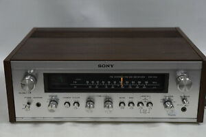 Sony STR-7025 AM/FM Stereo Receiver Amplifier - Vintage Made in Japan 1970's