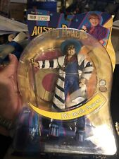 "Mezco 2002 Goldmember Austin Powers 7"" 70's Action Figure, Brand New"