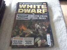 GAMES WORKSHOP WHITE DWARF MAGAZINE No 355