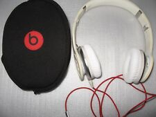 Beats by Dr. Dre Solo HD Headband Headphones Monochromatic White
