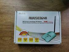 Alfa Network AWUS036NH Wireless N Wi-Fi Long Range USB Adapter