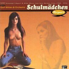 GERD WILDEN - Schulmädchen Report - LP Soundtrack 1968  1972 Crippled Dick