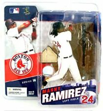 McFarlane MLB Series 16 Manny Ramirez (Boston Red Sox) Mint Condition!