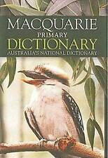 Macquarie Primary Dictionary + Bonus Primary Thesaurus by John Wiley & Sons Australia Ltd (Multiple copy pack, 2010)