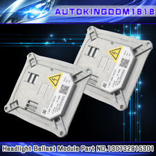2pcs For BMW 3 Series E90 E92 E93 Xenon HID Headlight Ballast Module 63117182520