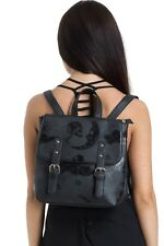 JAWBREAKER MOONSTONE ASTROLOGY SUN STAR SKULL ALL SEEING EYE GOTHIC BACKPACK BAG