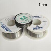 Good Welding 63/37 Rosin Core Soldering 1mm Iron Tin Wire 10-100g Solder Wire