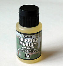 Vallejo Model Color Water based CHIPPING MEDIUM 76.550 35ml Bottle Paint 76550