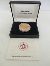 1776-1976 The National Bicentennial Medal Statue of Liberty Commemorative