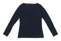 Marc O Polo Womens Size 14 Cotton Blend Blue Long Sleeve T-Shirt (Regular)